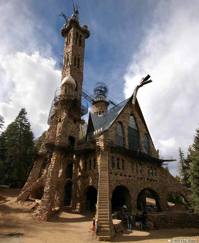 замок Бишопа