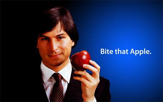 Apple Стив Джобс
