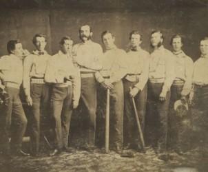бейсбольная бруклинская команда - Excelsiors