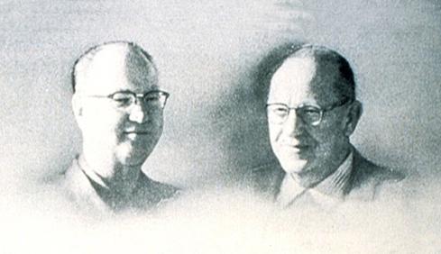 братья Дик и Мак Мак Дональды