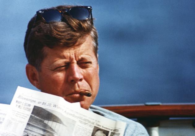Джон Фитцджеральд Кеннеди.