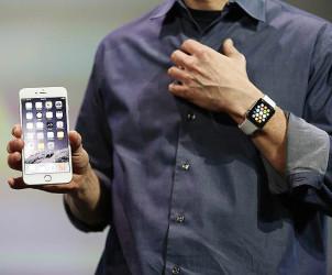 презентация iPhone 6