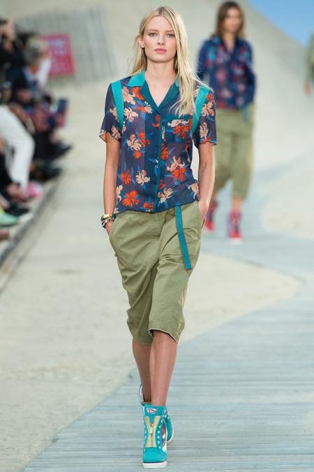 Tommy Hilfiger Весна-Лето 2014