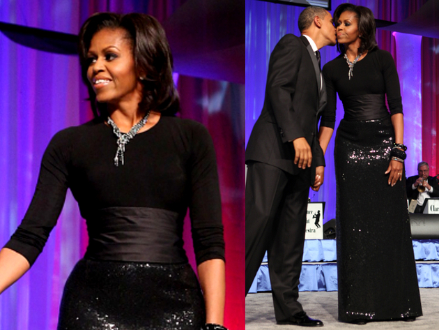 michelle-obama-Michael_Kors_sequin_dress