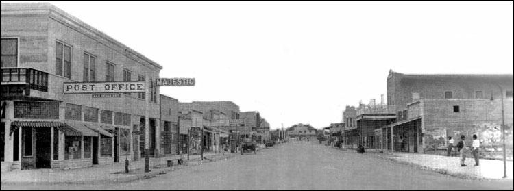 Фримонт-стрит 1915