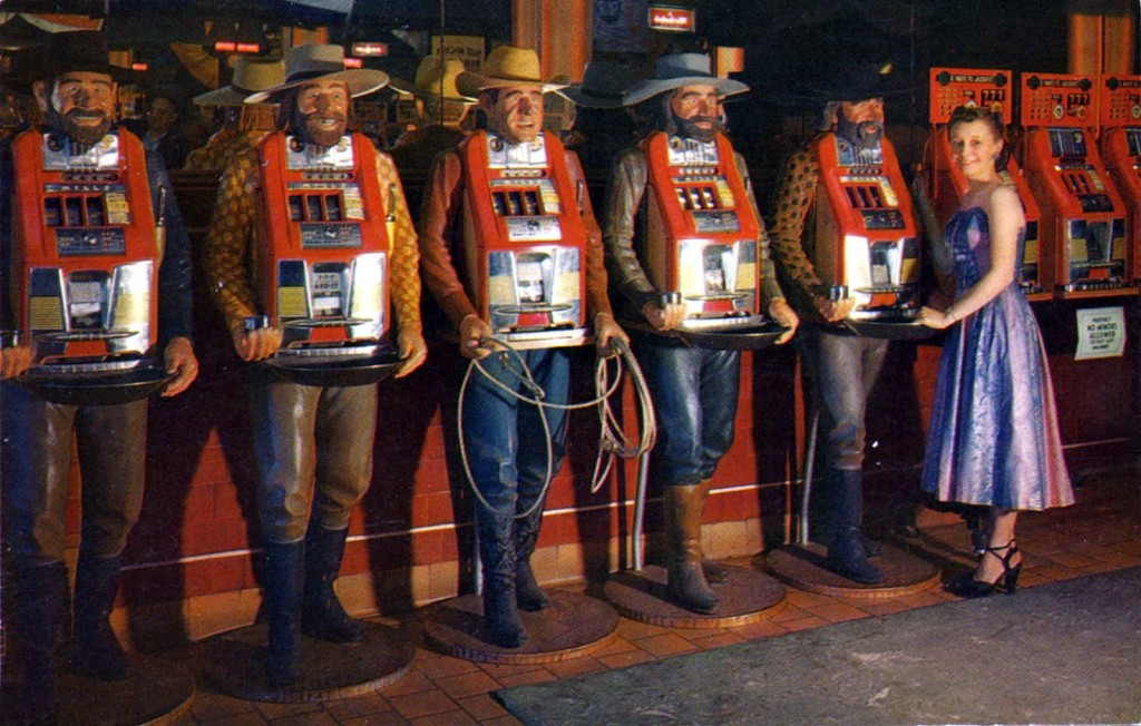 Игоровые автоматы, 1950