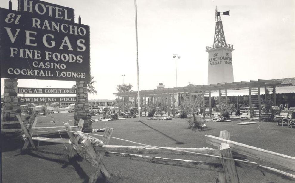 El Rancho Лас Вегас