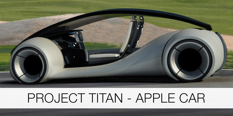 Apple TITAN