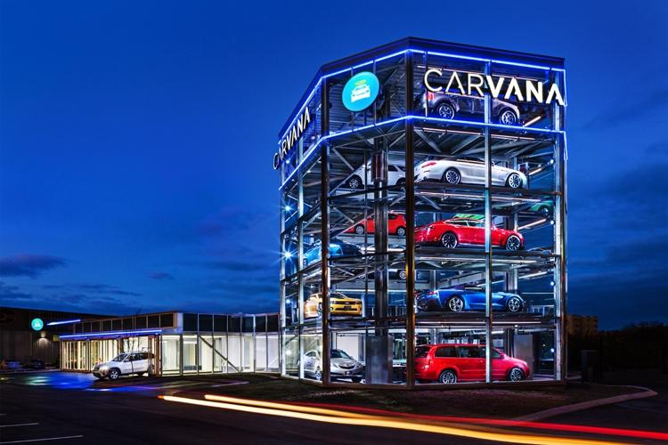 Carvana-сервис