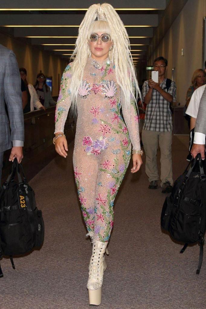 Леди Гага 2013 год