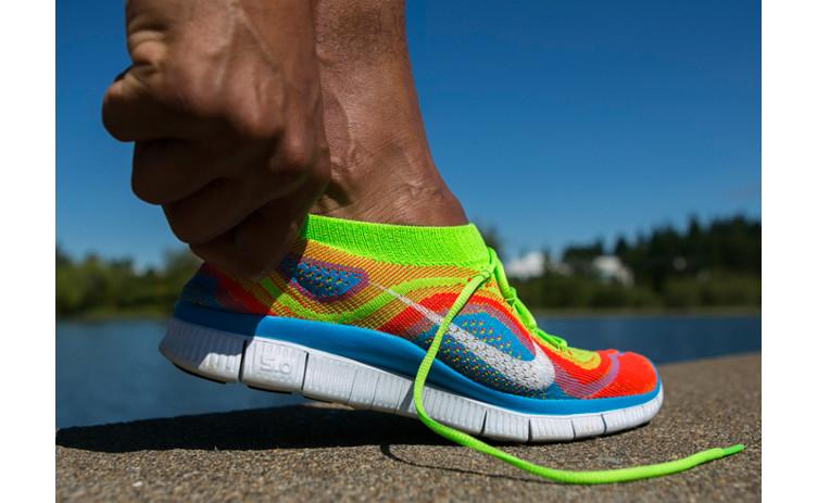 ba129019 Вязаные кроссовки Nike – необычный подход модного бренда. | Истории ...