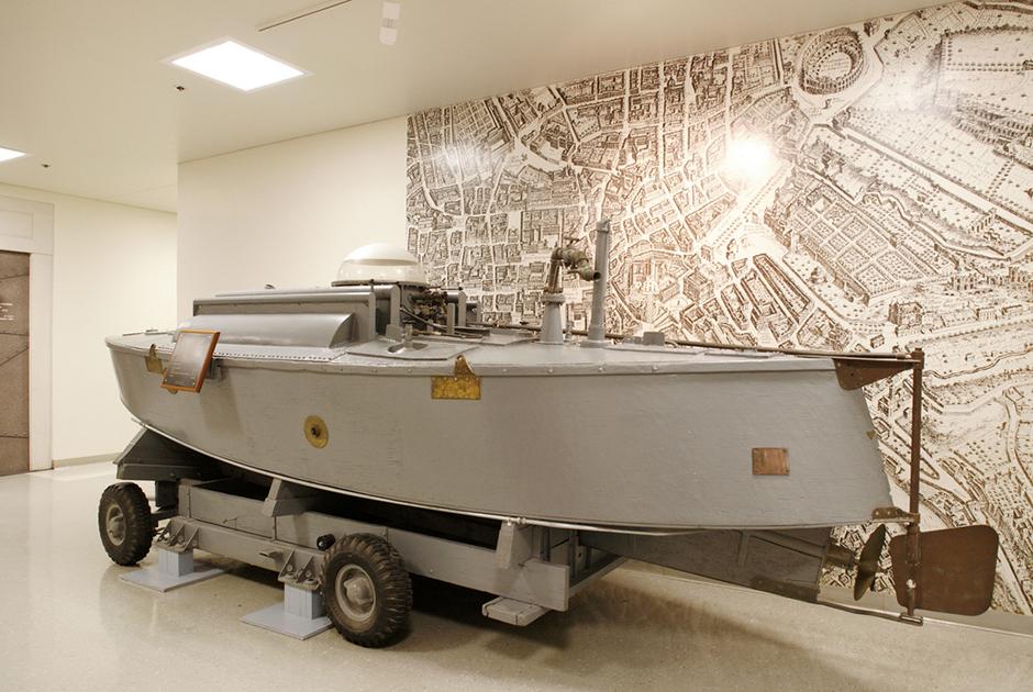 Музей шпионских артефактов ЦРУ