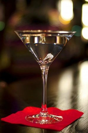 коктейль Алмазный мартини