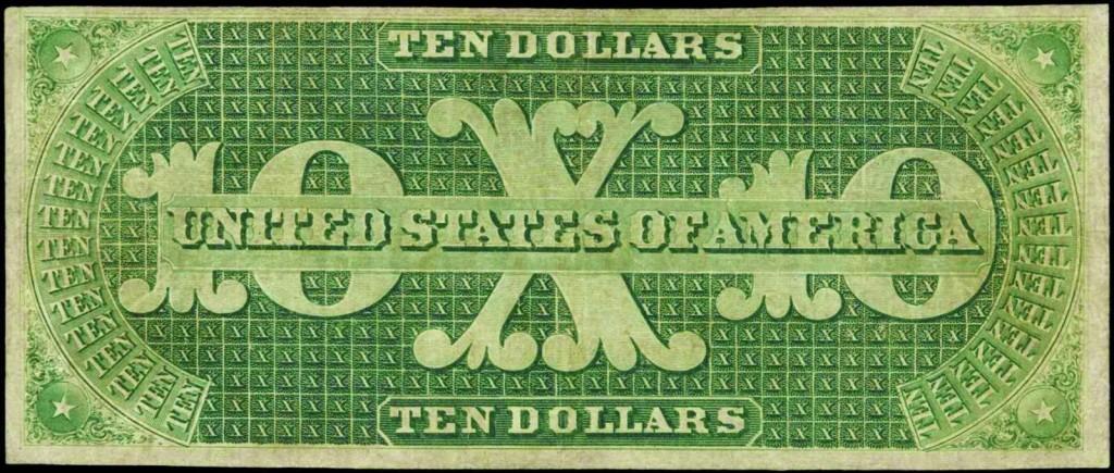 История американского доллара