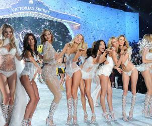 Victoria's Secret - презентация коллекции нижнего белья