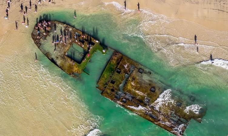 Monte-Karlo - история самого большого корабля удовольствия и разврата