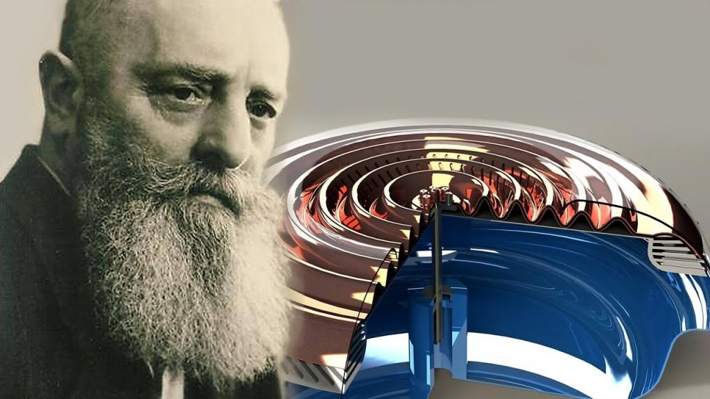 Виктор Шаубергер - вихревой двигатель