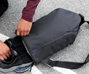 10 стильных сумок для спорта
