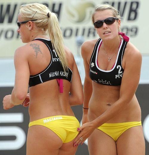 Форма пляжных волейболисток