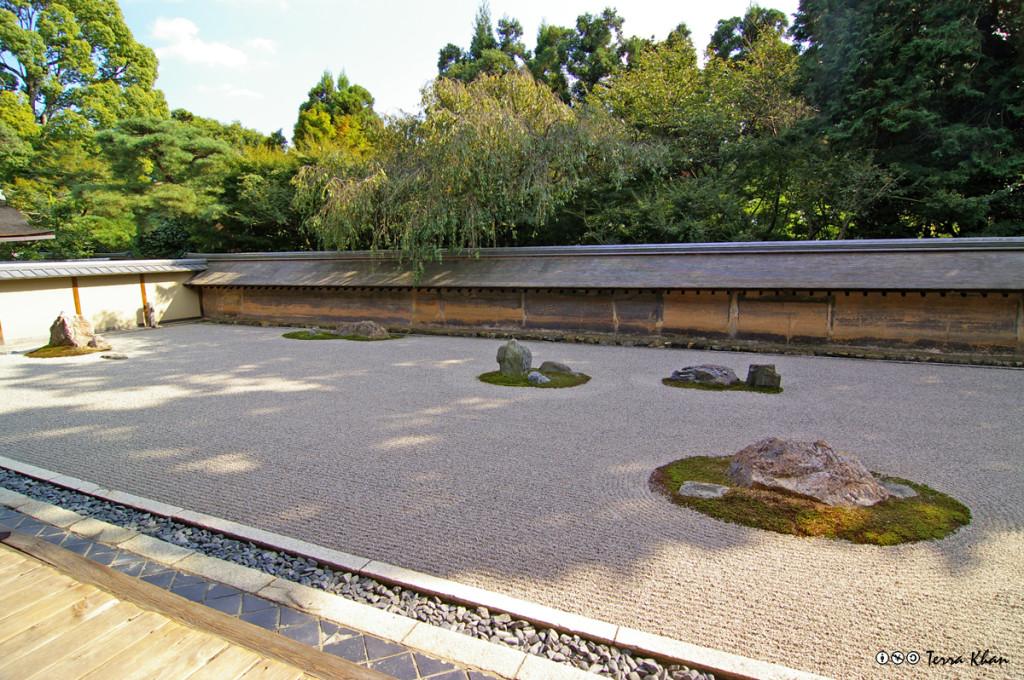 Буддийский сад