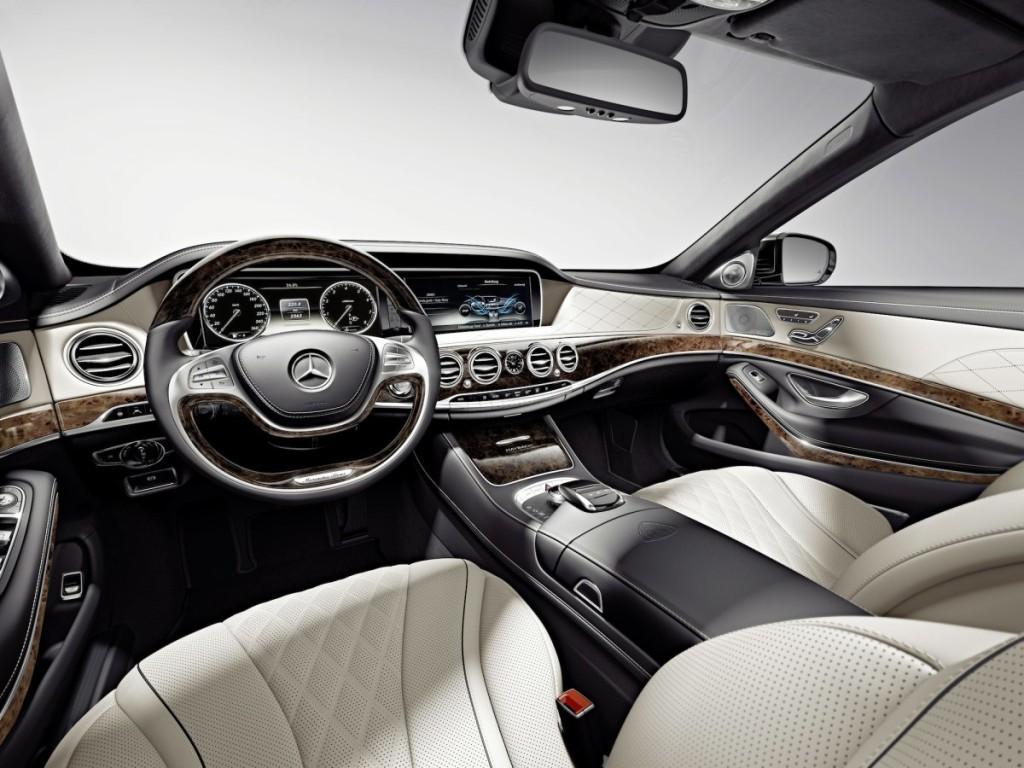 Mercedes Maybach S Class 3