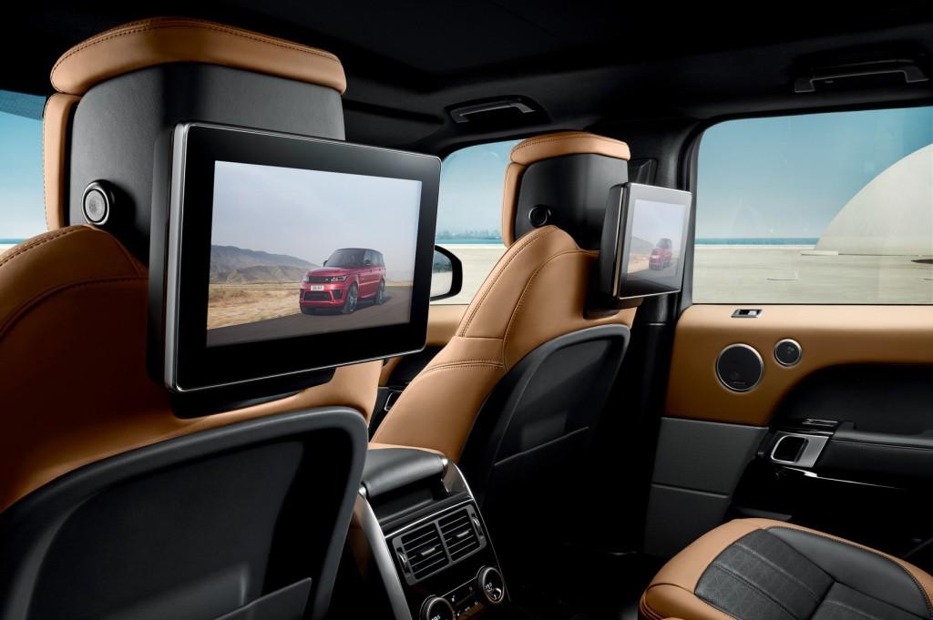 Range Rover Autobiography SV 4