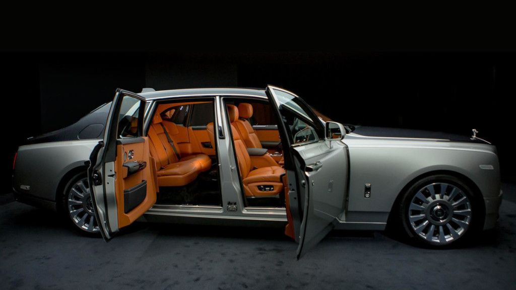The Rolls Royce Phantom 3