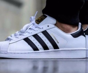 adidas-superstar-black-white-gold
