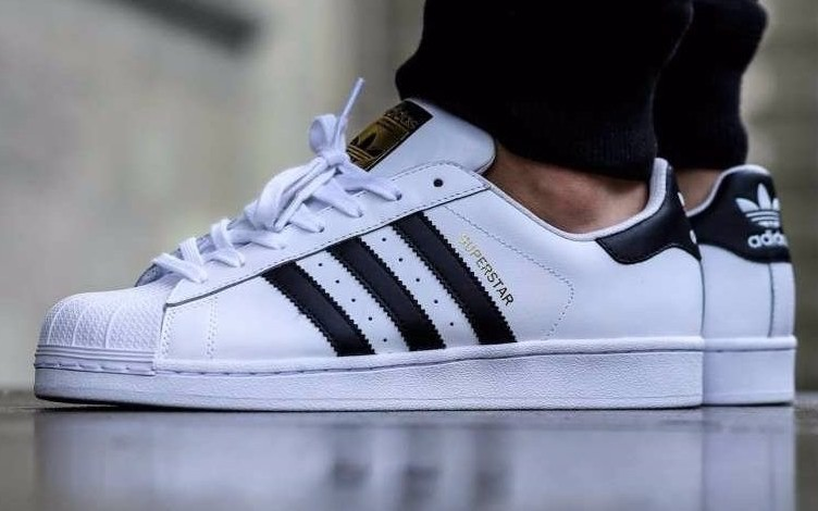 adidas-superstar-black-white-gold