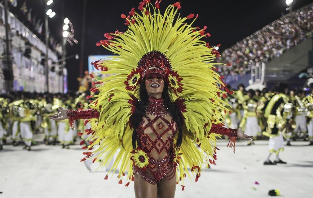 Дух самбы: лучшие фото Rio Carnival 2018 Истории о США