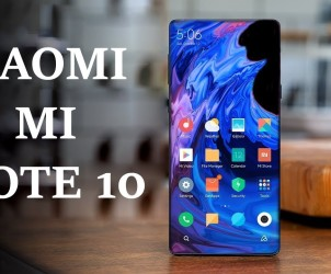 Блог Sharff: Xiaomi Mi Note 10