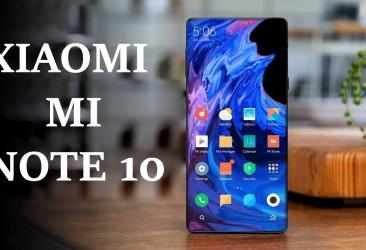 Блог Sharff: Xiaomi Mi Note 10
