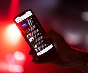 Блог Sharff: Motorola Razr - возрождение легендарного влип-телефона
