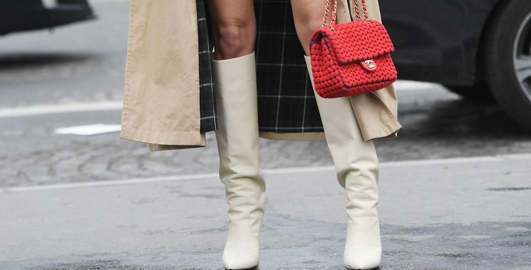 Блог Sharff: модные сапоги 2019-2020