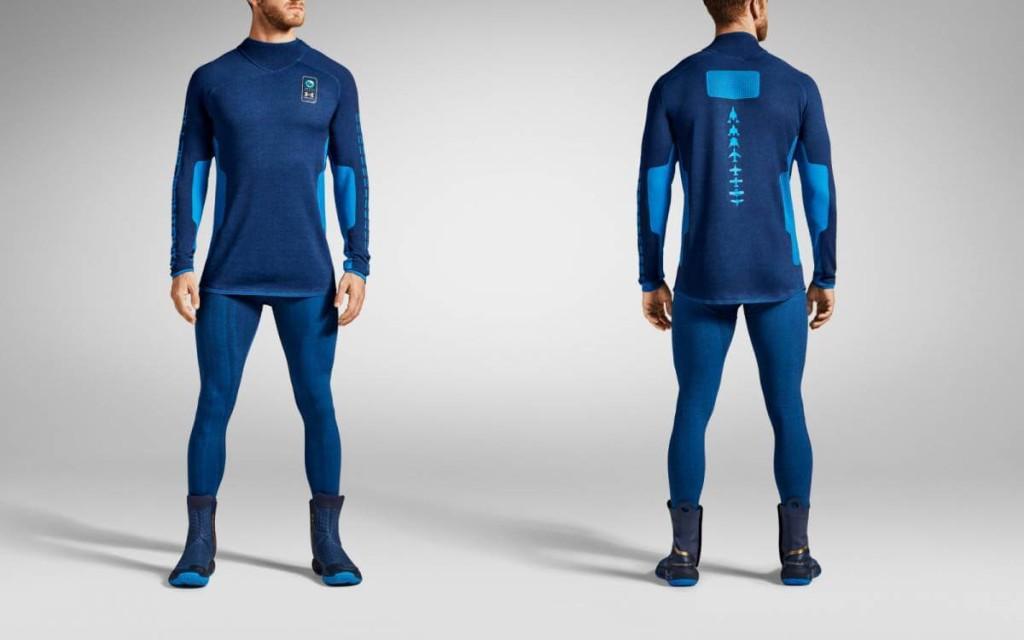 Дизайн одежды для космических туристов Virgin Galactic от Under Armour
