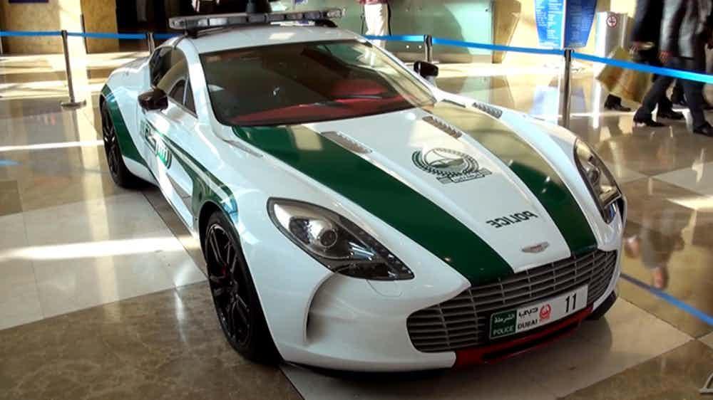 Aston Martin One-77s