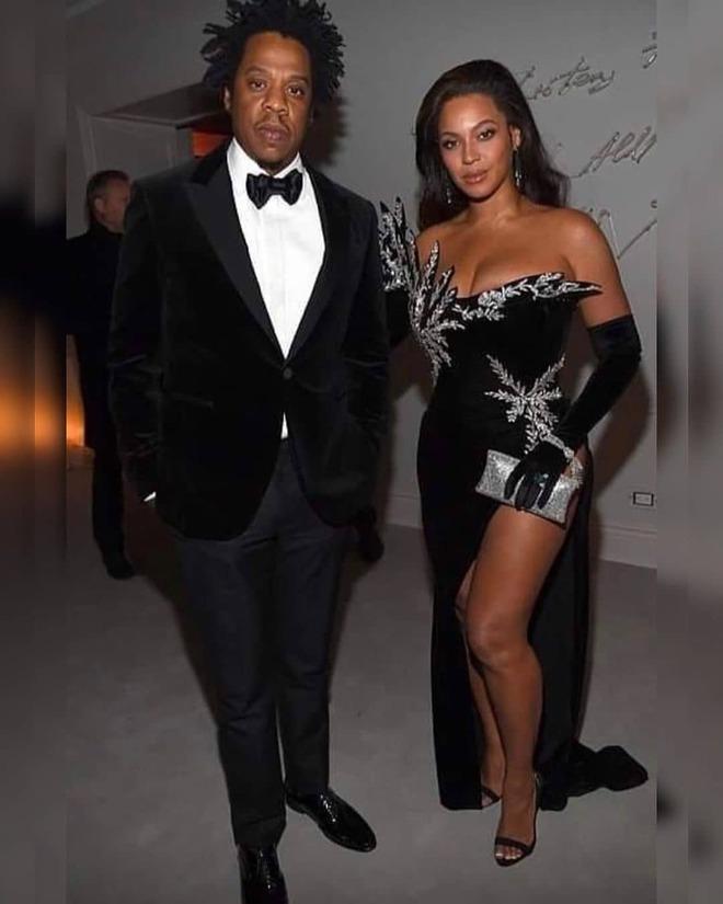 50-летие Пи Диди - Бейонсе и Jay-Z