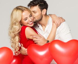 Лучшие романтические подарки к Дню Святого Валентина