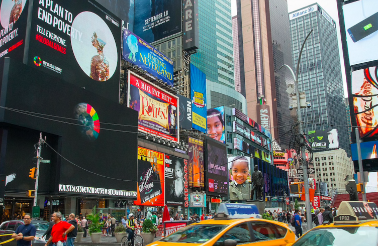 Чем славится Нью-Йорк?