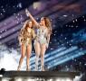 Шоу Джей Ло и Шакира на Супербоул-2020