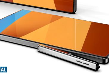 OPPO патентует мобильный телефон с продвинутым стилусом.