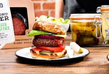 Американцы уже продают в Украине Impossible Burger 2.0