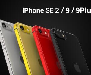 В коде iOS 14 нашли доказательства существования iPhone 9 Plus