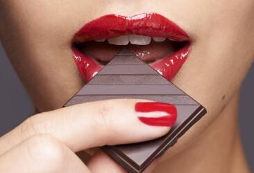 Полезнее поцелуев или 5 причин есть шоколад!