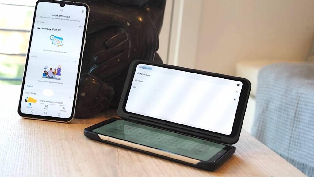 LG V60 ThinQ - 5G смартфон с двумя экранами 1